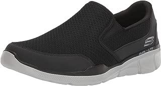 Skechers Mens 52984 EWW BKGY Equalizer 3.0 Bluegate Black Size: 6.5