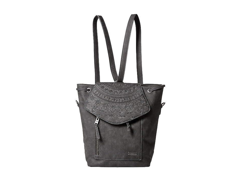 Roxy Like A River Backpack (True Black) Backpack Bags 117f5f0f210c9