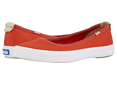 Keds Bryn Seasonal Solids (Red) Women