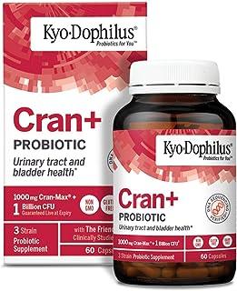Kyolic Kyo-Dophilus, Probiotics, Plus Cranberry Extract, 60 Capsules