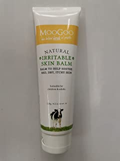 #MC MOOGOO Irritable Skin Balm 120g-Help Soothe Red, Dry Itchy Skin.for Baby, Adults Prone to Eczema/Dermatitis & Psoriasis.