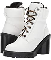 Marc Jacobs - Crosby Hiking Boot with Faux Shearling Lining
