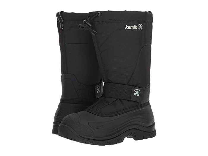 Kamik  Greenbay4W (Black) Mens Cold Weather Boots