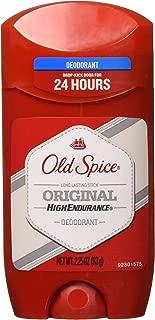 Old Spice High Endurance Desodorante Stick Long Lasting origen Scent–65ml (Pack de 6)
