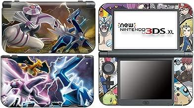 POKEMON Nintendo for New Nintendo 3DS XL Skin Vinyl Decal Stickers