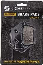 NICHE Brake Pad Set For Husqvarna WR 125 250 BMW F800S F650 F800GS F650GS F700GS KTM Triumph Front Rear Organic