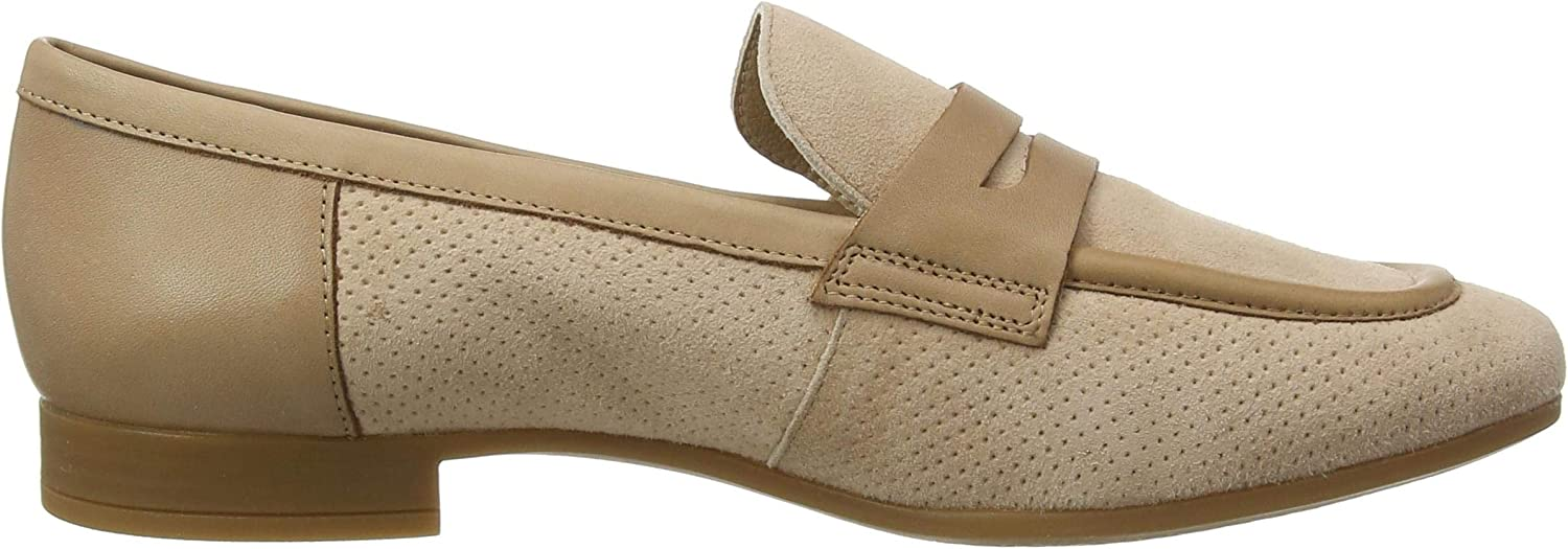 Geox D Marlyna C Mocasines Mujer