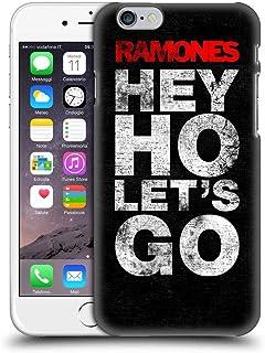 RAMONES ラモーンズ (来日40周年記念) - Hey Ho Let's Go ハードcase/iPhoneケース 【公式/オフィシャル】...