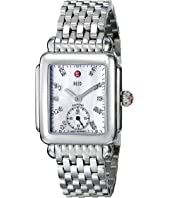 Michele - Deco Mid Diamond Dial Watch