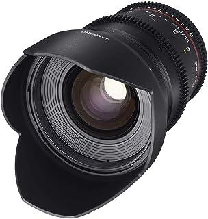 Samyang t1.5VDSLR II con messa a fuoco manuale per Nikon DSLR