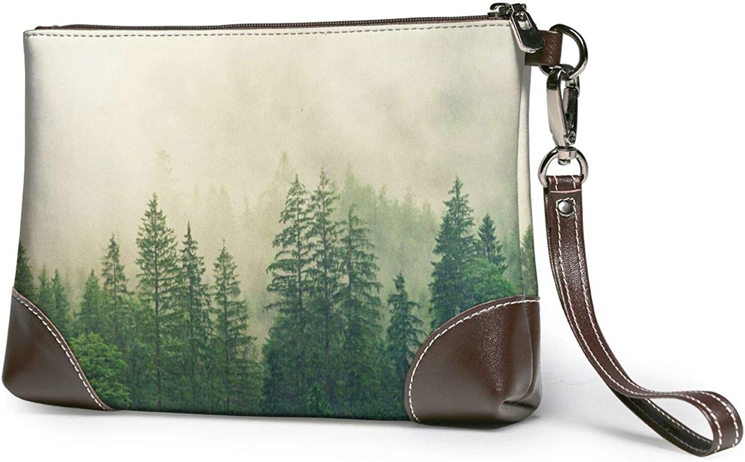 Misty Large special price !! Recommendation Forest Clutch Purses Wristlet Wallet Leather