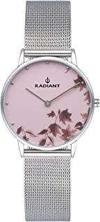 Radiant olivia Womens Analog Quartz Watch with Stainless Steel bracelet RA539602