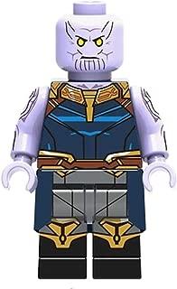 Thanos Marvel Infinity War Guardians of The Galaxy Webs Villain Superhero Mini Action Figure Comic Book Character Movie