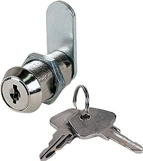 FJM Security 3403AL-KD High Security Disc Tumbler Cam Lock with 1-1/8