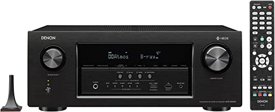 Denon AVRS930H 7.2 Channel AV Receiver with Built-in HEOS Wireless Technology