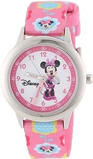 Disney Kids' W000036 Minnie Mouse Time Teacher Stainless...