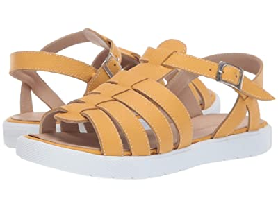 Elephantito Venetto Sandal (Toddler/Little Kid/Big Kid) (Yellow) Girls Shoes