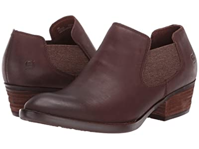Born Dallia (Dark Brown Full Grain Leather) Women