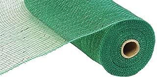 Best green deco mesh Reviews