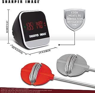 Merchsource Sharper Image Bluetooth Intelligent Grill Thermometer