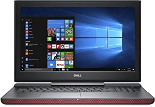 Dell Inspiron 15 7567 Laptop: Core i5-7300HQ, 12GB RAM, 256GB SSD (Boot) + 1TB HDD, GTX 1050Ti, 15.6inch Full HD Display