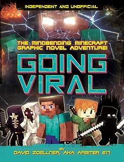 Going Viral: The Mindbending Minecraft Graphic Novel Adventure