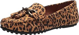 Aerosoles Women's Soft Driving Style Loafer, Leopard