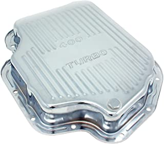 Spectre Performance 5451 Chrome Transmission Pan for Turbo 400