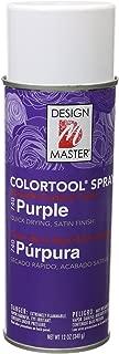 Design Master DM-CT-740 Colortool Floral Spray Paint, Purple