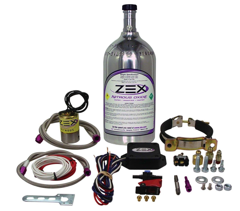 ZEX 82080 EFI Sportbike Dry Nitrous System