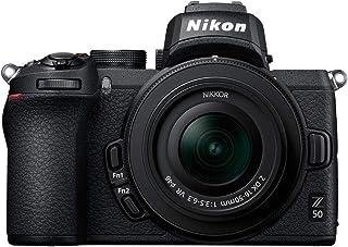 كاميرا نيكون Z 50 بدون مراة مع عدسة 16-50 ملم