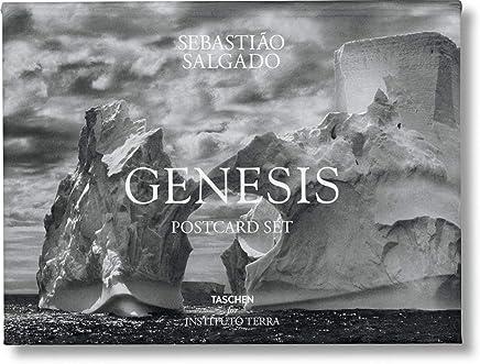 Sebastiao Salgado, Postcard Set