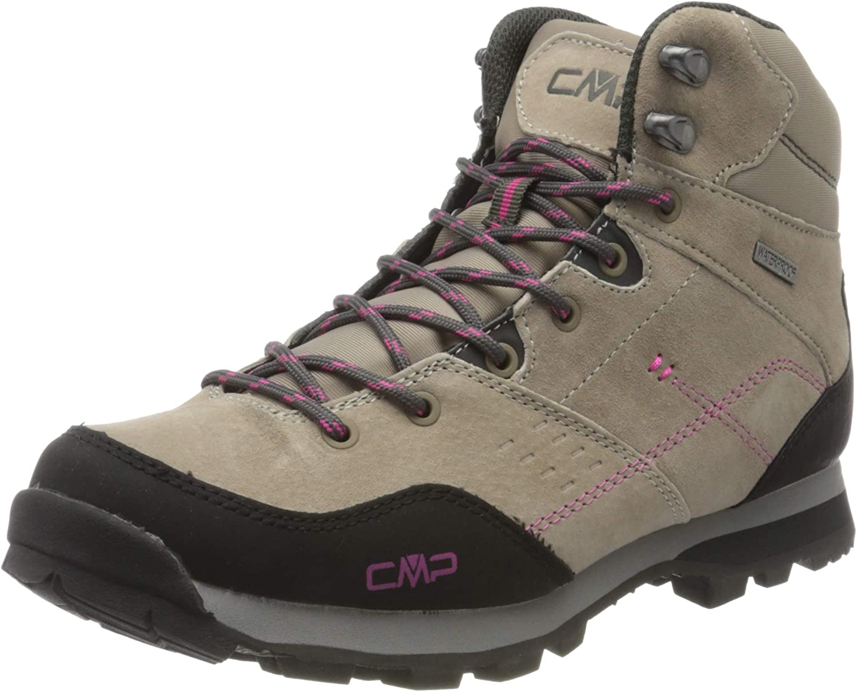 F.lli Campagnolo Alcor Mid WMN Trekking Shoes WP CMP Chaussures de Randonn/ée Hautes Femme