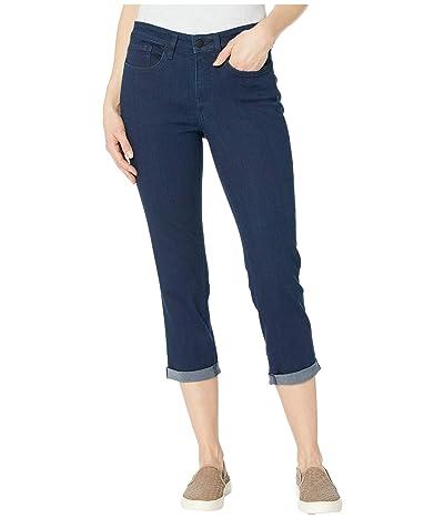NYDJ Chloe Capri Jeans in Rinse (Rinse) Women