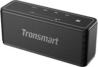 Tronsmart Bluetooth5.0スピーカー 40W高出力 高音質 大音量 重低音/タッチ操作/NFC搭載/TWS対応 / 15時間連続再生 / 内蔵マイク搭載/ポータブル ワイヤレス ブルートゥース スピーカー アウトドア【技適認証済】