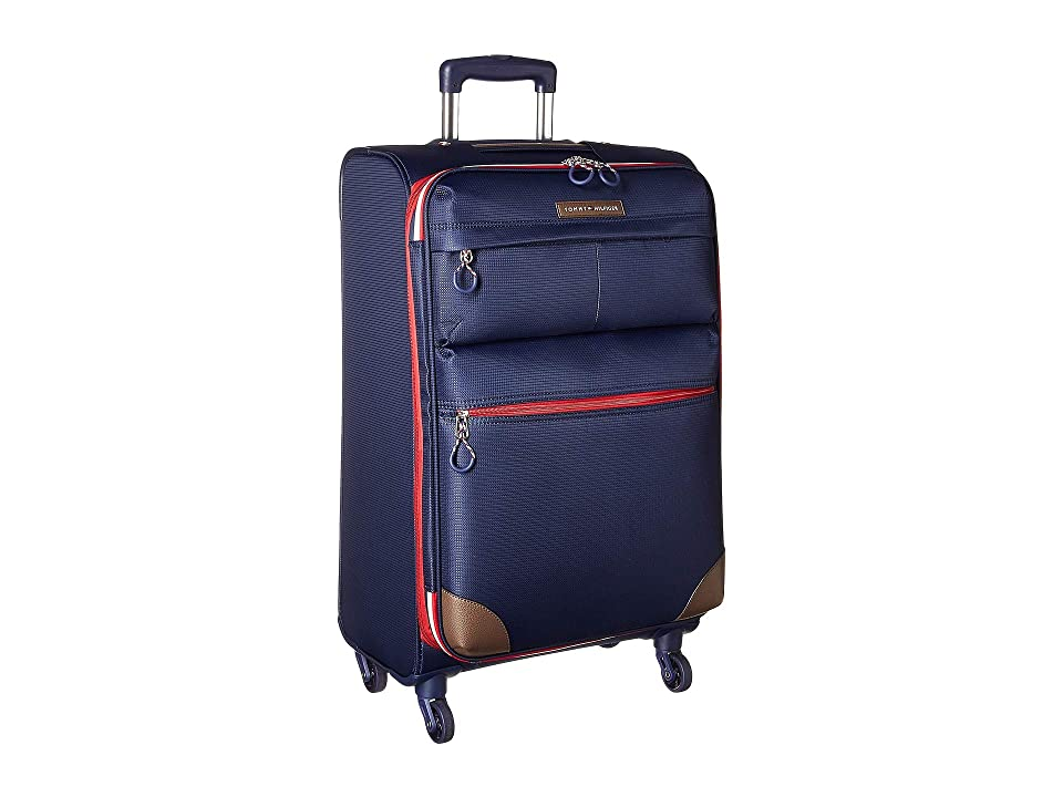 Tommy Hilfiger Glenmore 25 Upright Suitcase (Navy) Pullman Luggage