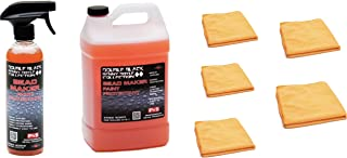 P&S Detailing Products C2501 + C250P Bead Maker Paint Protectant Combo Kit (1 Gallon + 1 Pint) with Five Free Ultimate Microfiber Towels
