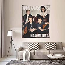 OOPL One Direction Made in The A.M. Wall Tapestry with Art Nature Home Decorations for Living Room Bedroom Dorm Decor in 6...
