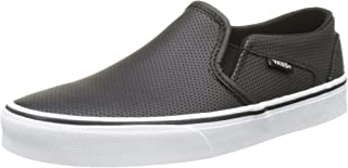 Best vans perforated leather slip on womens Reviews