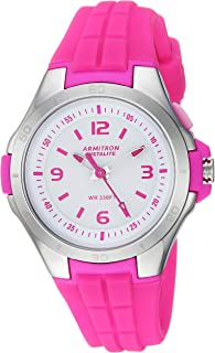 Armitron Sport Women's Silicone Strap Watch