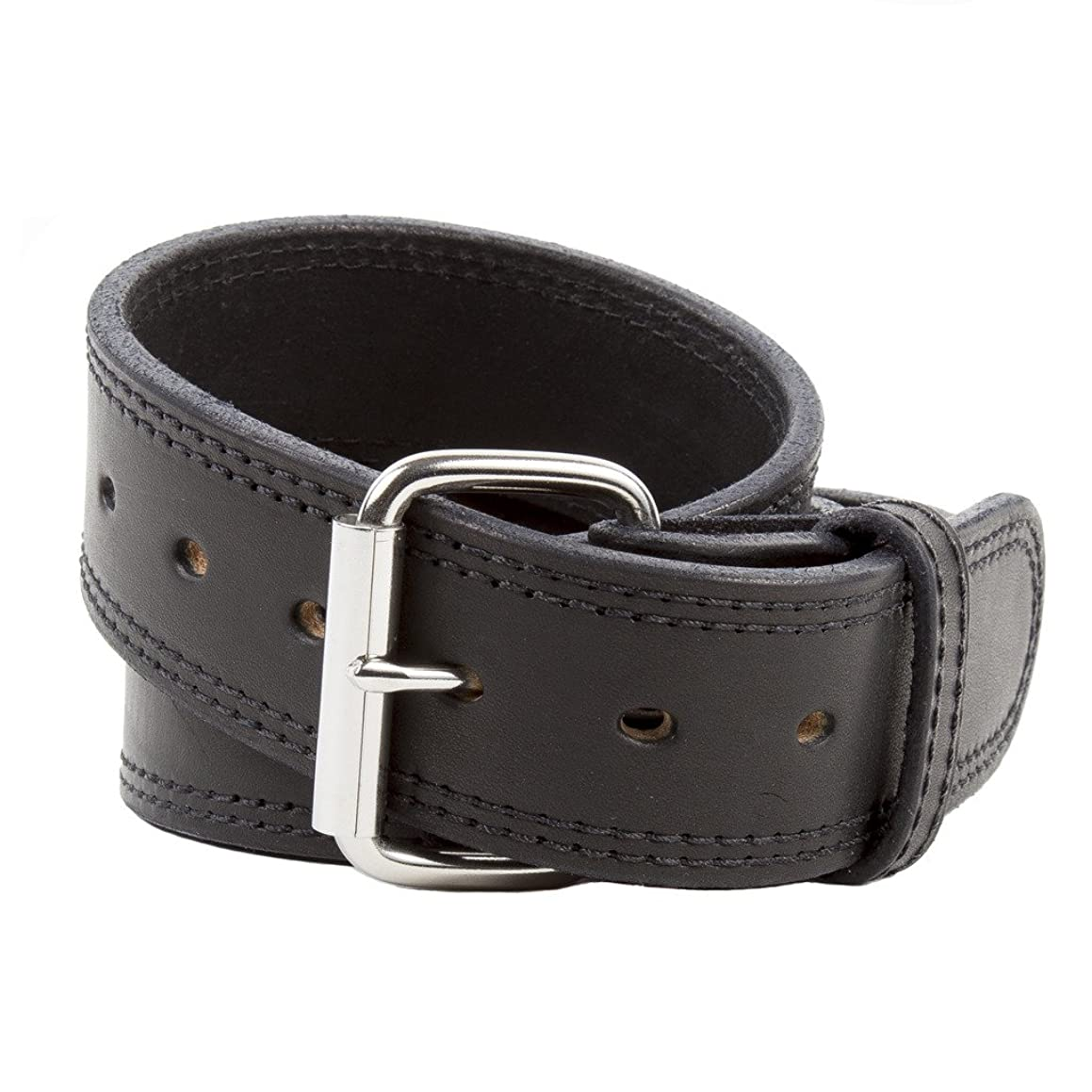 Relentless Tactical The Colossal Concealed Carry CCW Leather Gun Belt - 14 ounce - 1 3/4 inch Premium Full Grain Leather Duty Belt - Handmade in the USA!