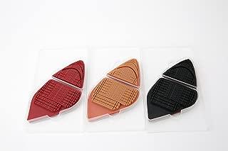 Self Gaboshe, Anti-Slipping Heel Pad, Shoes Repair Replacement Rubber Heels,Non-Slip Silicone (Beige)