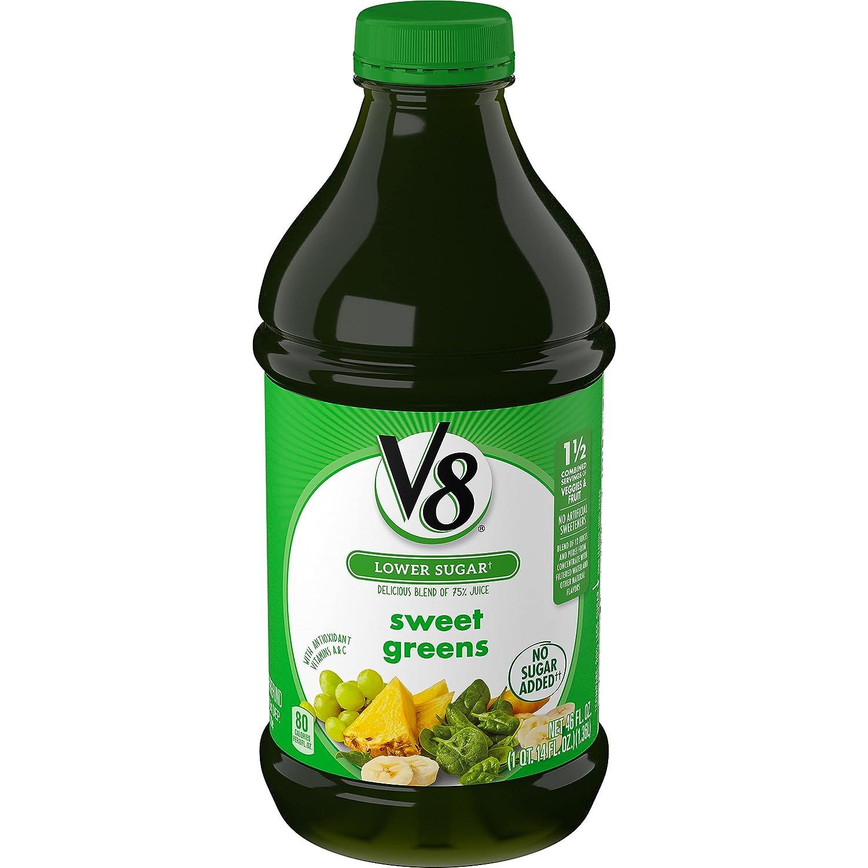 V8 Super sale period limited Sweet Greens 276 Fl Max 51% OFF Pack of 6 Oz