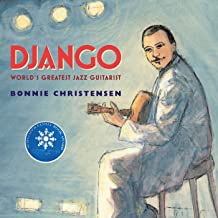 Library Book: Django: World's Greatest Jazz Guitarist