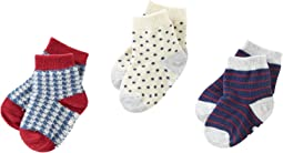 Mud Pie - Holiday Best Sock Set (Infant)