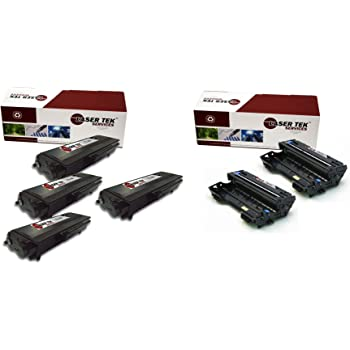 USA Advantage Compatible Drum Unit Replacement for Brother DR400 Black,1 Drum DR-400 for Use with FAX 8350p