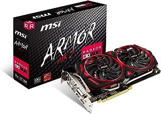 MSI Radeon RX 580 ARMOR MK II 8G OC グラフィックスボード VD6544