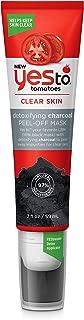 yesto charcoal peel off mask
