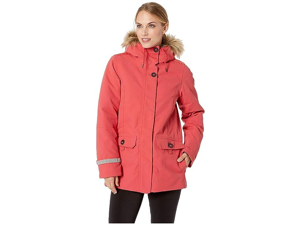 Helly Hansen Svalbard 2 Parka (Cardinal) Women