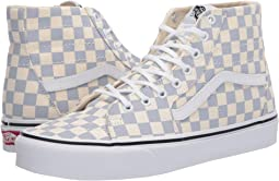 (Checkerboard) Zen Blue/True White